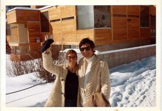 Geoffrey and Elayne in Telluride