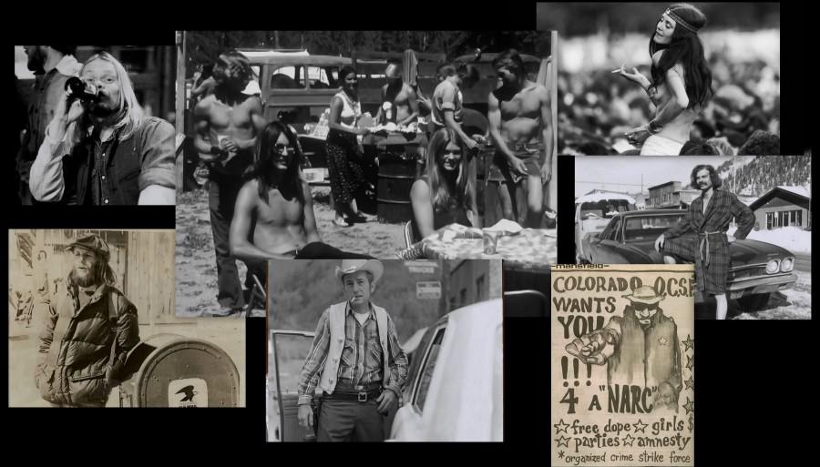 Hippie Montage
