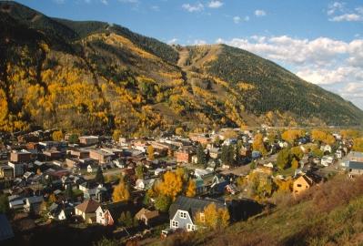 telluride valley shot